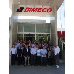Συνάντηση αντιπροσώπων DIMECO